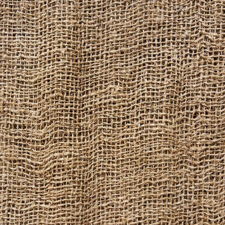 Hessian texture, square photograph Stock Photo - 18594413