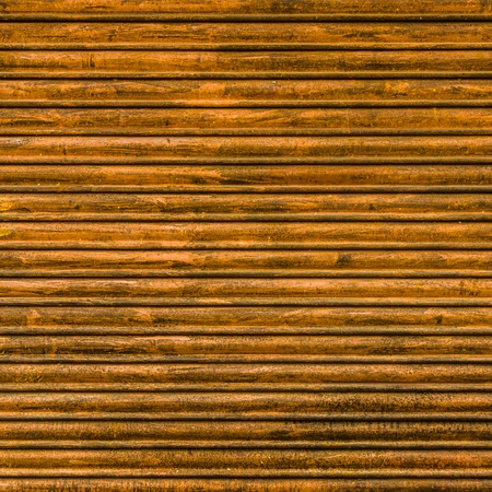 iron curtain: A rusty iron curtain texture