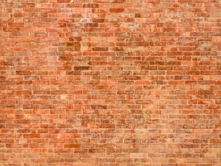 Old brick wall texture photo