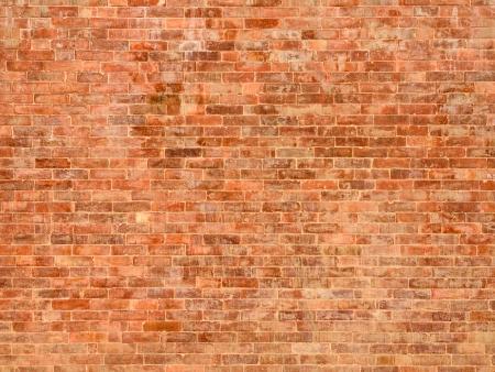 Oude bakstenen muur textuur Stockfoto