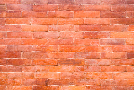 Glazed brick wall texture, perfect as a background photo