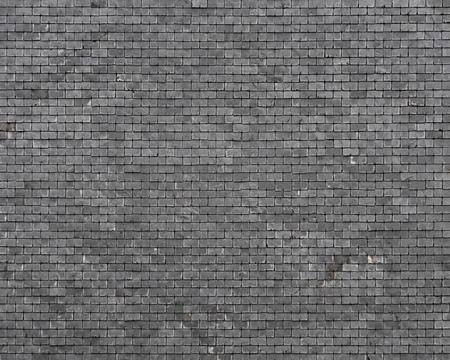 Leien dak achtergrond Stockfoto