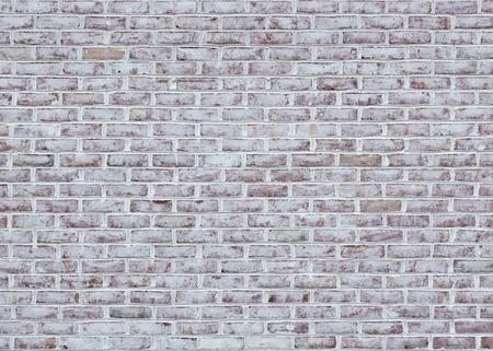 Witgekalkte muur textuur of achtergrond