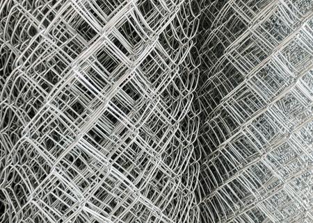 enclosures: Chicken wire rolls texture