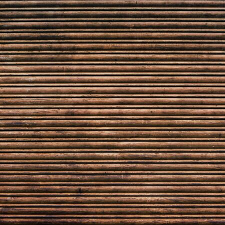 iron curtain: Brown and rusty iron curtain texture