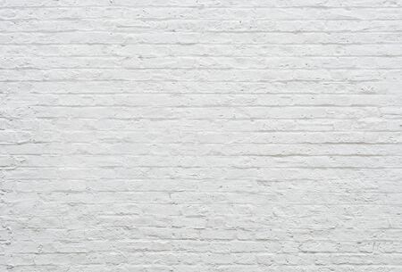 Struttura del muro di mattoni bianchi o di sfondo