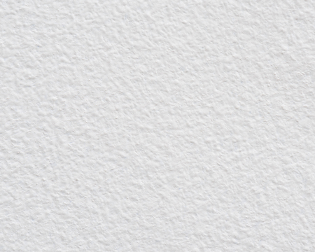 Closeup of a clean white wall texture Stock Photo