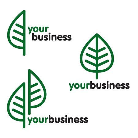 environmental logo Stock Vector - 10349025