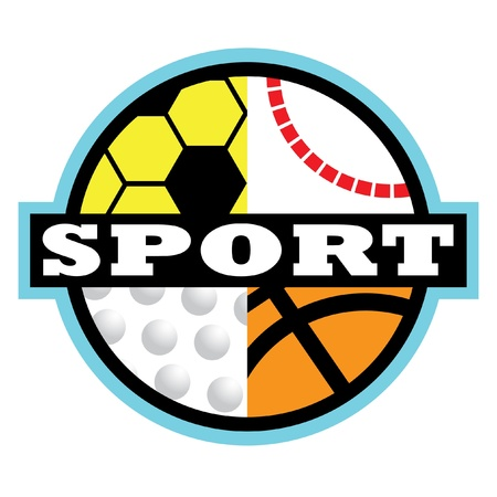 sport logo Illustration