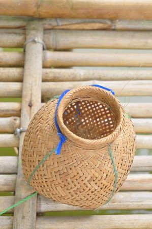 Fish trap basket