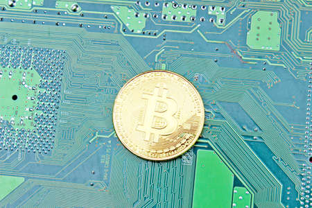 Bitcoin cryptocurrency digital gold HYIP technology future payment tool
