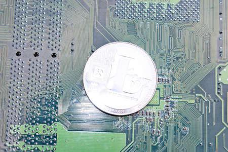 Lightcoin digital silver cryptocurrency blockchain