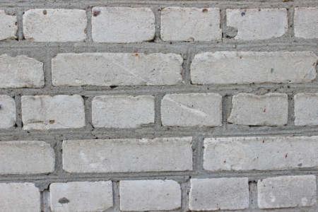 Brick wall white brick ph texture brickwork
