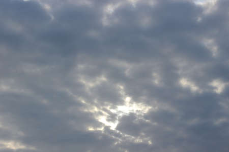 Summer day sky clouds cloudy day season, background 免版税图像