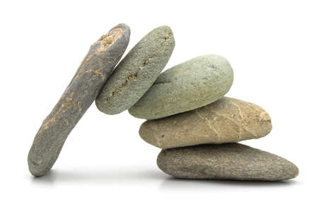 TOGETHER WE CAN - Several stones put together to create a safe passage.