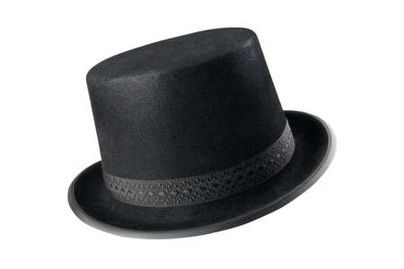 A stylish black hat Stock Photo - 6856424