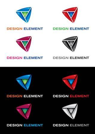 Graphic elements set Vector