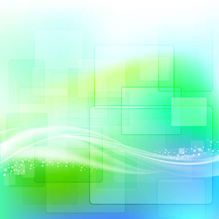 Abstract background light green.  Vector