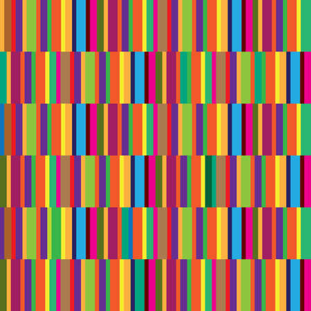 Seamless tiles in colors. Abstract background for design. Stock Photo - 7893466