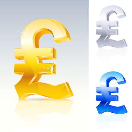 Abstract pound sign. Illustration on white background for design  Stock Illustration - 11350954