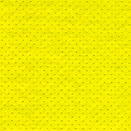 Yellow microfiber textile texture. Background for design photo