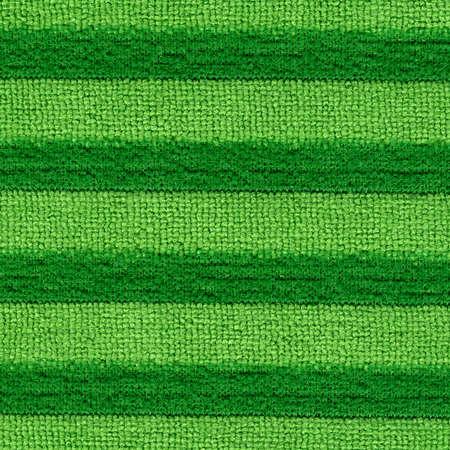 Green microfiber textile texture. Background for design photo