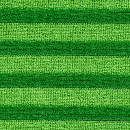 Green microfiber textile texture. Background for design photo