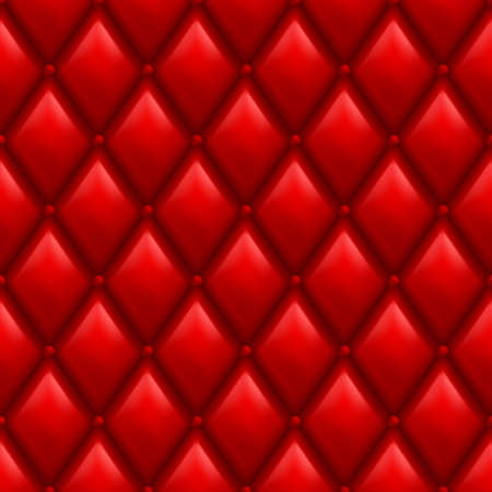 leather background: Red Leather Background. Abstract illustration of designer.