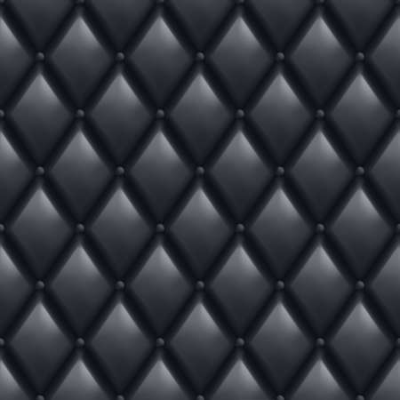 surface covering: Black Leather Background. Abstract illustration of designer.