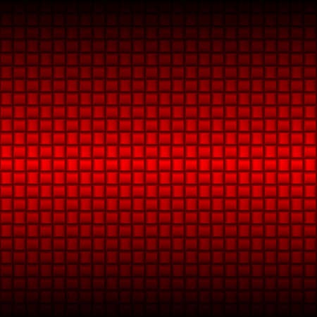 Metalic red industrial texture. Illustration for creative design Stock Vector - 17620994