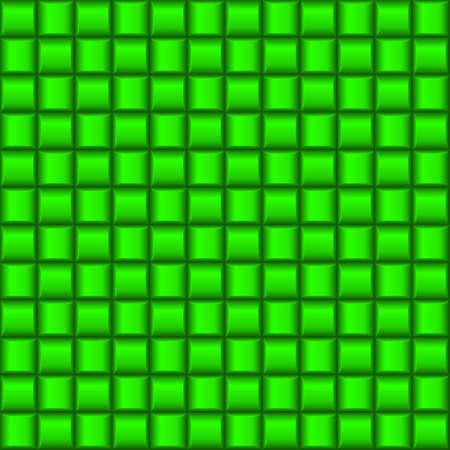 Metalic green industrial texture. Illustration for creative design Stock Vector - 17616664