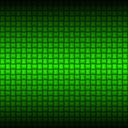 malla metalica: Metalic textura verde industrial. Ilustración para el diseño