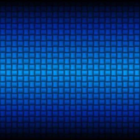Metalic blue industrial texture. Illustration for design Stock Vector - 17621007