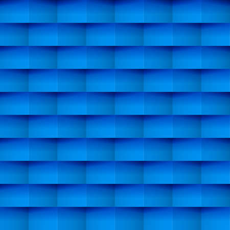 metal grate: Abstract Cell texture in blue. Illustration for creative design Illustration