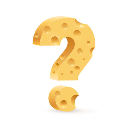 shopping questions: Sign of question. Illustration on white background for design.