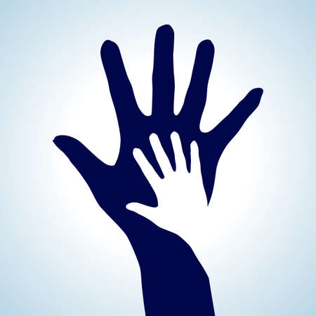 Helping Hands illustration