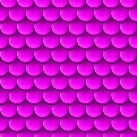 shingles: Abstract background with roof tile pattern in purple color.