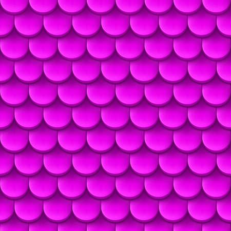 tile roof: Astratto sfondo con pattern tegola di colore viola.