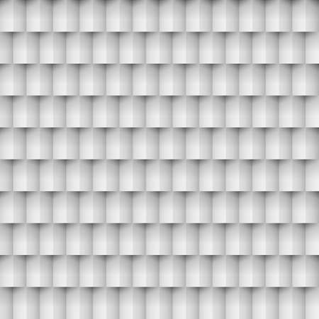 Abstract grey brick background. Pattern in geometric style.  Vector