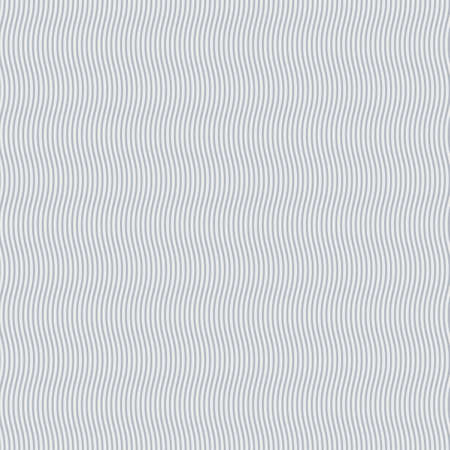 Abstract grey and white background of narrow wavy lines Vector