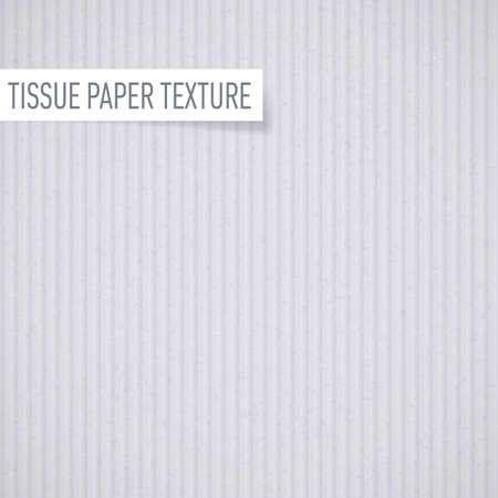celulosa: Ilustración de realista textura de papel de seda. Patrón sin fisuras