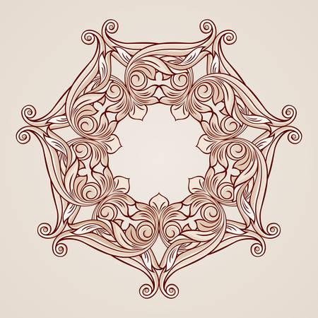 tints: Beautiful floral pattern in pastel rose pink tints