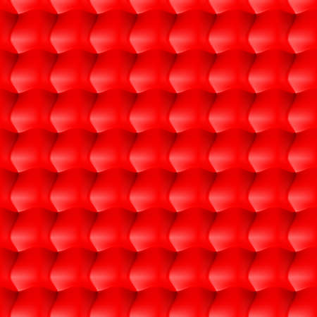 surround: Seamless abstract background. Surround relief  in the red colour