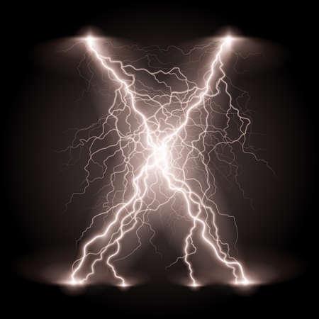 crisscross: Criss-cross lines of branchy bright white lightning.