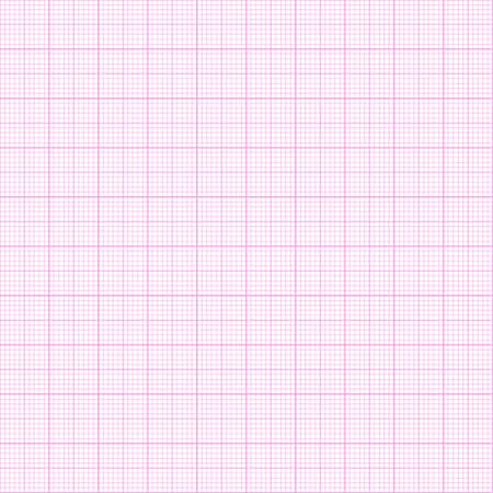 millimeter: Pink millimeter paper