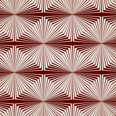 convexity: Abstract pattern of straight lines in brown colour