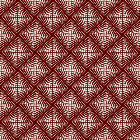 straight lines: Seamless abstract pattern of straight lines in brown Illustration