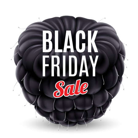 black berry: Black Friday discounts, increasing consumer growth. Black berry