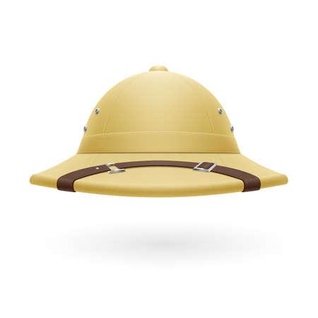 médula: Médula casco aislado en un fondo blanco