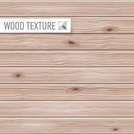 parquet texture: Seamless wooden texture of a horizontal planks Illustration